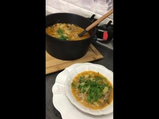 Узбекский суп «Мастава»   Больше рецептов в группе Кулинарные Рецепты