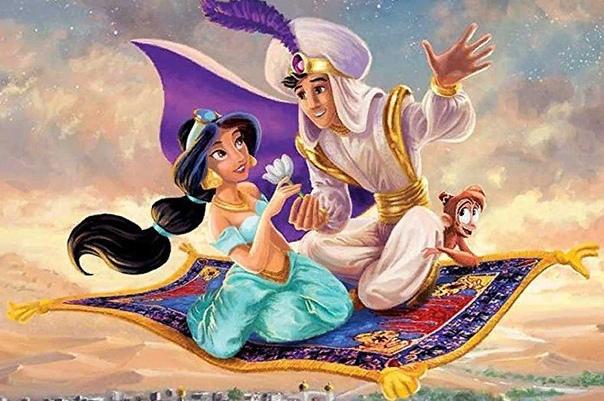 Аладдин Нищий юноша, прекрасная принцесса и джинн, исполняющий любое желание, сказка о приключениях Аладдина известна детям всего мира. Легенда о бедняке с сердцем, полным любви, доказывает, что
