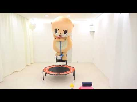 Chiitan Japanese Mascot Fails, Fights Funny
