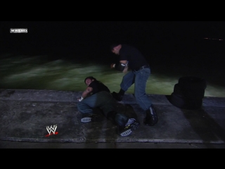 CM Punk Vs Chavo Guerrero - Gulf Of Mexico Match - ECW 05.02.2008