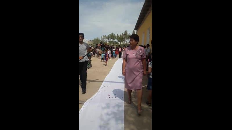 Бойдақлық күнін бітті деген видео (Ұзату той 18.08.18)