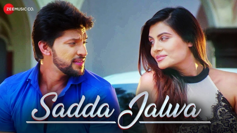Sadda Jalwa - Official Music Video | Brijesh Shandilya Shaurya Khare | Malti Chahar