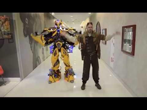 Skibidi challenge от Megatron Show
