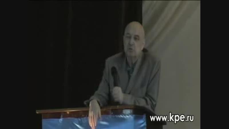КОБ Выступление Петрова К П на съезде КПЕ 2009 4