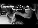 Gripper Training - MINDSET is everything! CoC 1 to CoC 4 / Grip Fun Video