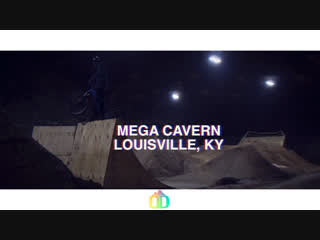 Mega cavern - louisville, ky