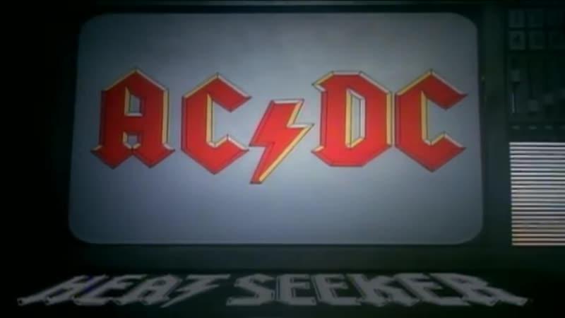 AC/DC - Heatseeker (Official Video 1988)