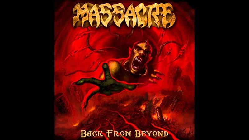 MASSACRE - Mutilation (Death cover, Bonus Track Back from Beyond Special edition)