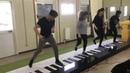 НОГАМИ ДЕСПАСИТО на пианино