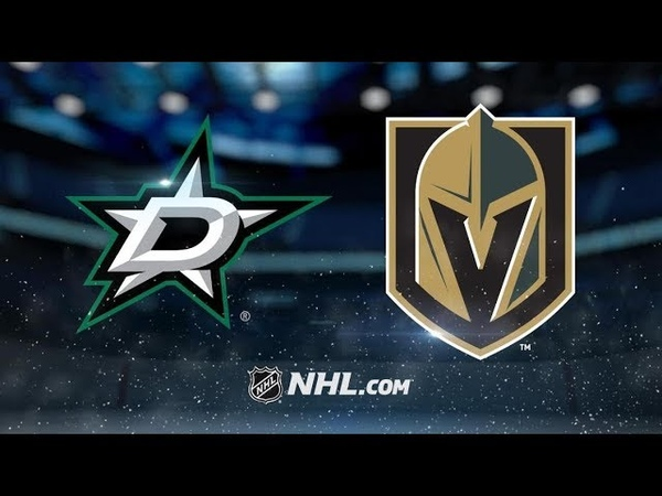 Dallas Stars vs Vegas Golden Knights   Dec.09, 2018   Game Highlights   NHL 2018/19   Обзор матча