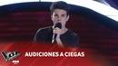 Tomás Maldonado - Friends - Justin Bieber - La Voz Argentina 2018