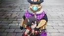 AniDub 08 серия Война красного дракона Chaos Dragon Sekiryuu Seneki