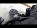 Провалился по первому льду Делаем выводы Зимний рыболовный костюм Graff Float Guard