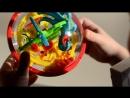 Развивающая игрушка 3d шар лабиринт головоломка PERPLEXUS