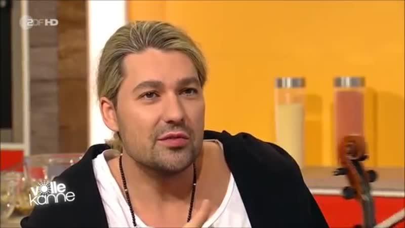 10.12.2018 - ZDF / Volle Kanne