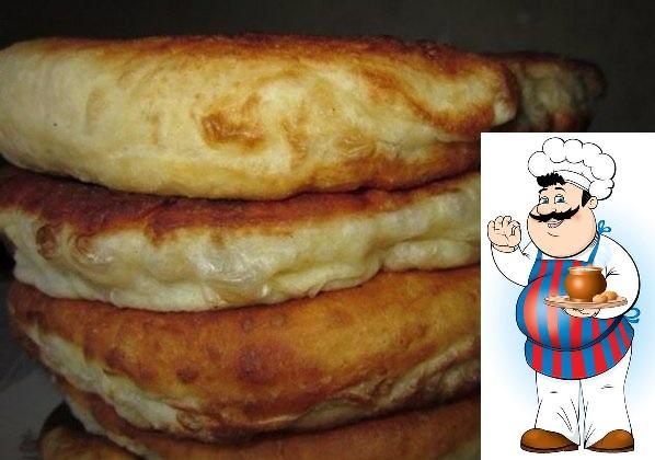 с этим рецептом забудешь, что такое хлеб! пушистые лепешки на кефире: вкусно и быстро. такими пышными лепешками частенько баловала меня бабушка, пекла их каждую неделю. как же сложно было