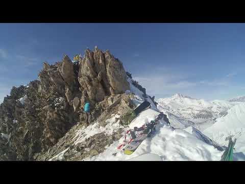 Немного ски альпинизма