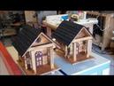 Building a Log Cabin Birdhouse