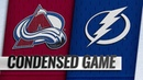 12/08/18 Condensed Game Avalanche @ Lightning