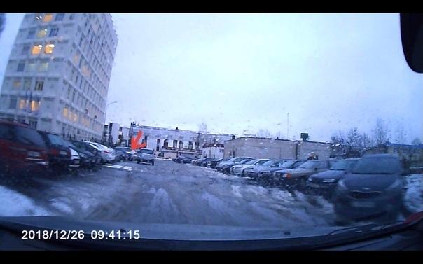Ищем очевидцев небольших ДТП в Бресте - есть фото и обстоятельства
