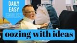 1219 - Oozing with ideas Фонтанировать идеями, иметь много идей - Daily Easy English