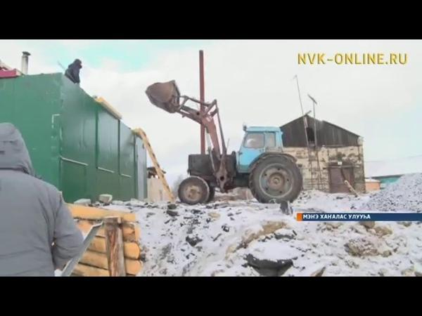 2016 й Термороботы в Якутии ООО Армон