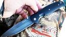Плюсы и минусы булатной стали для ножей - Обзор складного ножа Корвет