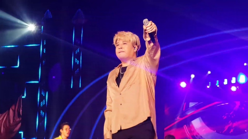 181111 Super Show 7 Encore in Bangkok SUPER JUNIOR SORRY SORRY SS7EncoreInBKK