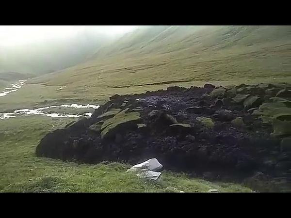Движение земной коры в Монголии 🇲🇳