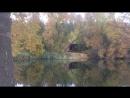 Чистые ключи, Баня на берегу пруда , Осень