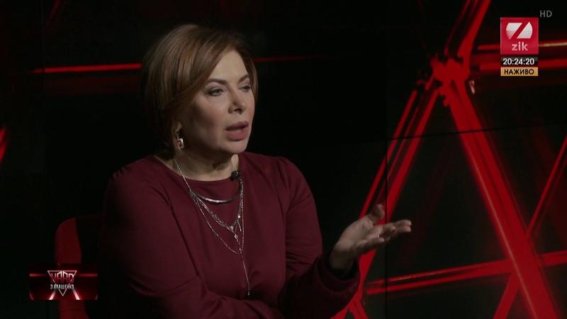 Бліц-опитування Віктора Ющенка в програмі HARD з Влащенко