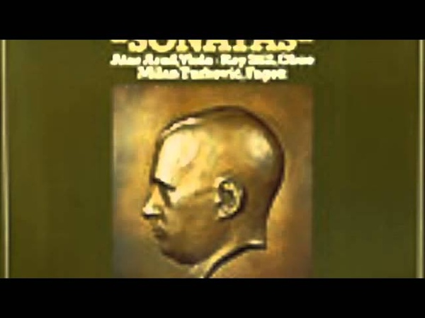 Hindemith Oboe Sonata Ray Still