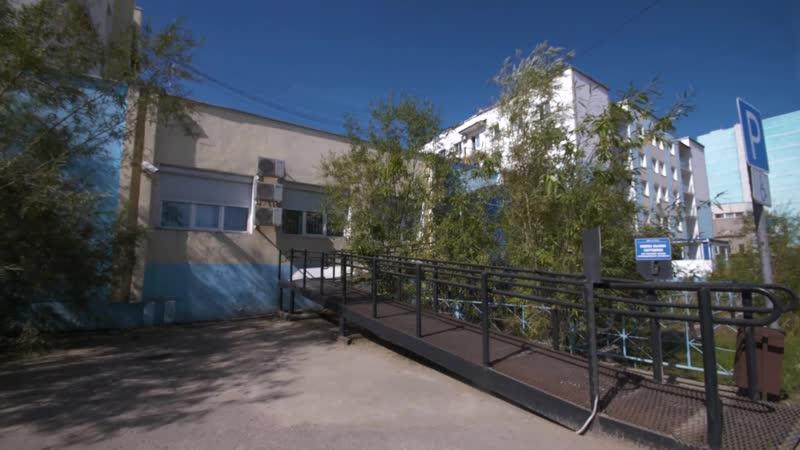 ЦЛРР управления Росгвардии по Республике Саха(Якутия). Сюжет(на яя)