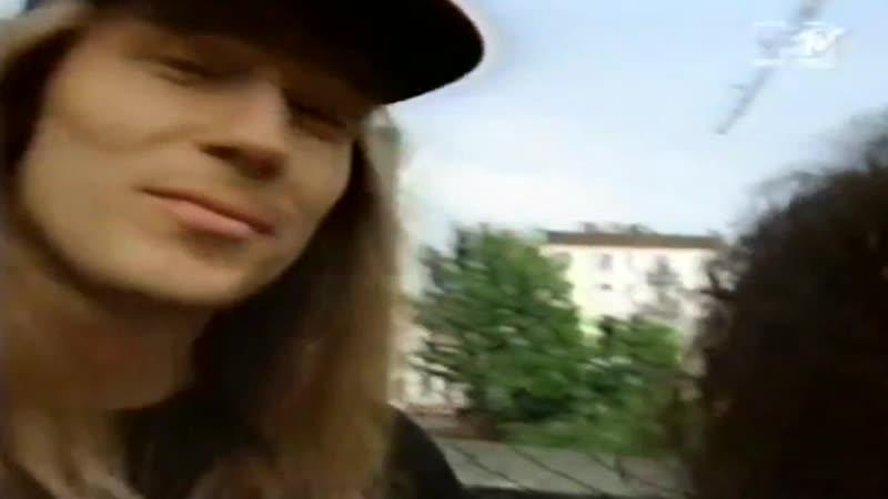 ACCEPT Headbangers ball 1993 Moscow Jam 1993