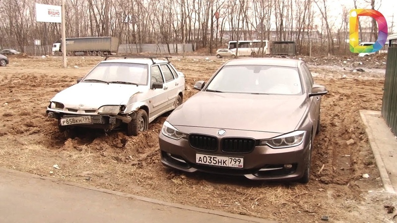 Паркуюсь где хочу за что страдают газоны Долгопрудного Новости Долгопрудного