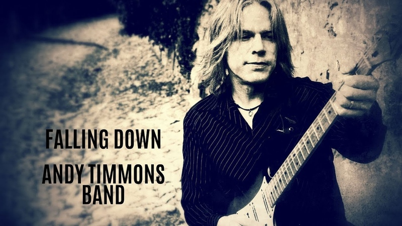 Andy Timmons plays Falling Down
