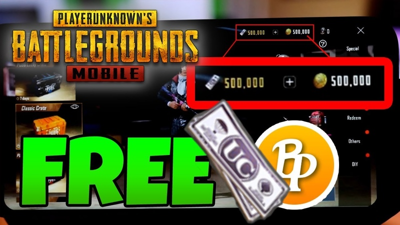 PUBG Mobile Hack ✅ Free UC and Battle Points for Android iOS [Pubg mobile cheats]