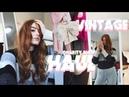 VINTAGE CHARITY SHOP CLOTHING HAUL! | MsRosieBea