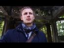 Прогулка по парку Петербурга
