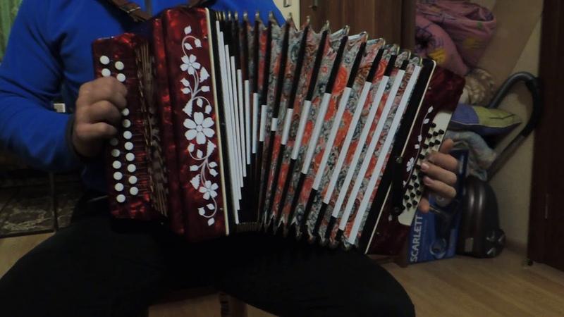 Проба Кировской гармони До диез 2