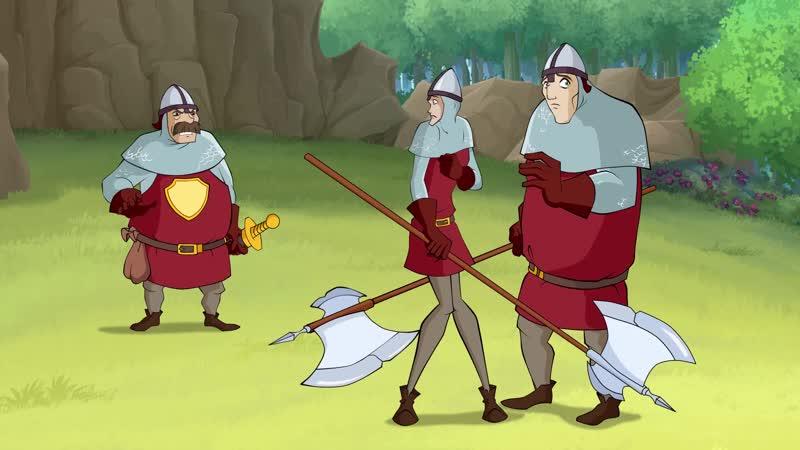 Winx Musim 7 Episod 8 Kembali Ke Abad Pertengahan Bahasa Indonesia