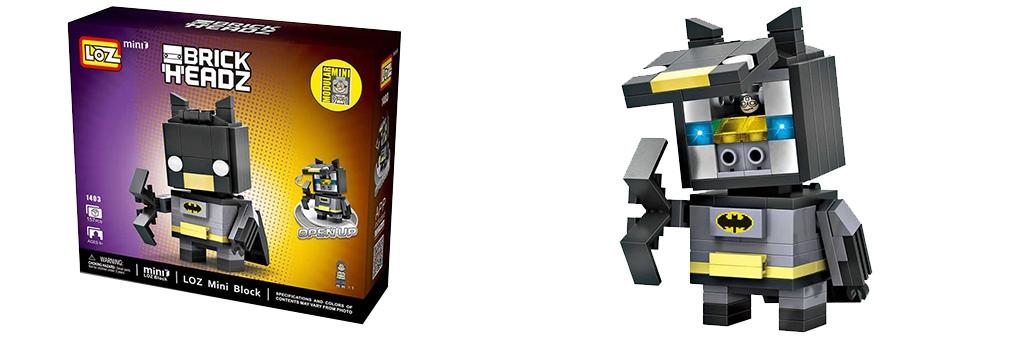 """Конструктор LOZ BrickHeadz """"Бэтмен"""" 1403"""