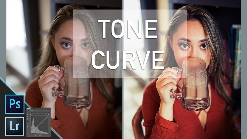 MASTERING TONE CURVES EASILY IN PHOTOSHOP LIGHTROOM
