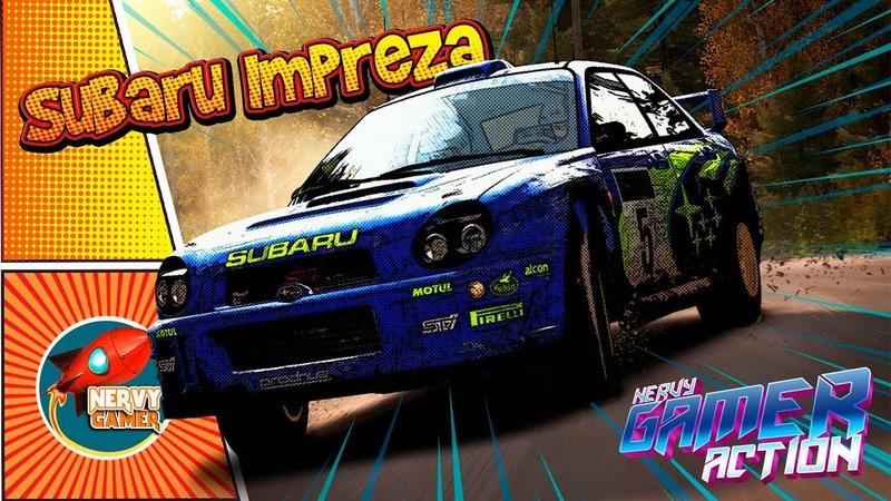DiRT 4 | MICHIGAN - USA Trophy - Subaru Impreza Xbox Rally