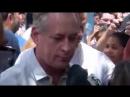 Ciro Gomes agride reporter por outro angulo