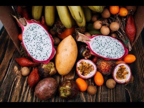 5 Puissants fruits exotiques qui vont changer ta vie