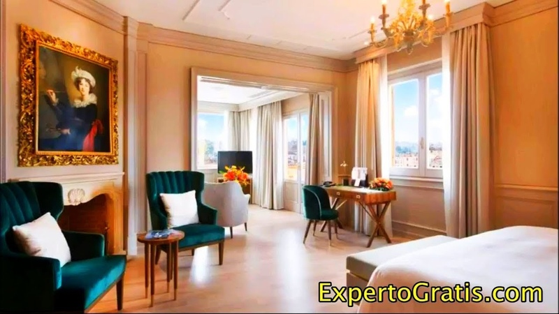 The Westin Excelsior, Florence, Italy