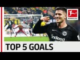 Luka Jovic - Top 5 Goals