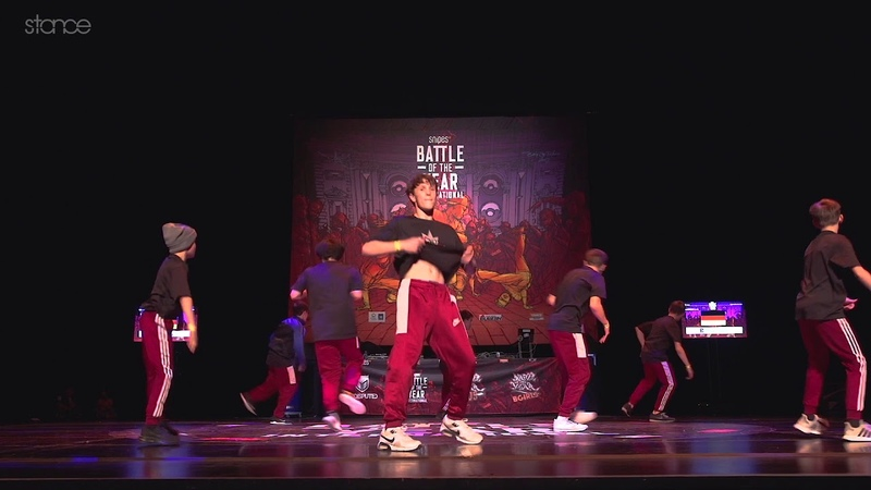 BBoy Players (Germany) - SNIPES BOTY Kids 2018 - Showcase | Danceproject.info