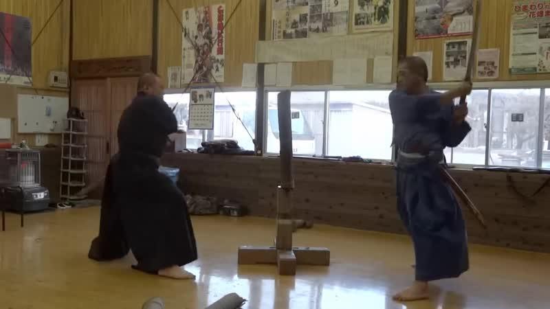 試し斬り 初稽古2014 Samurai Katana 720p